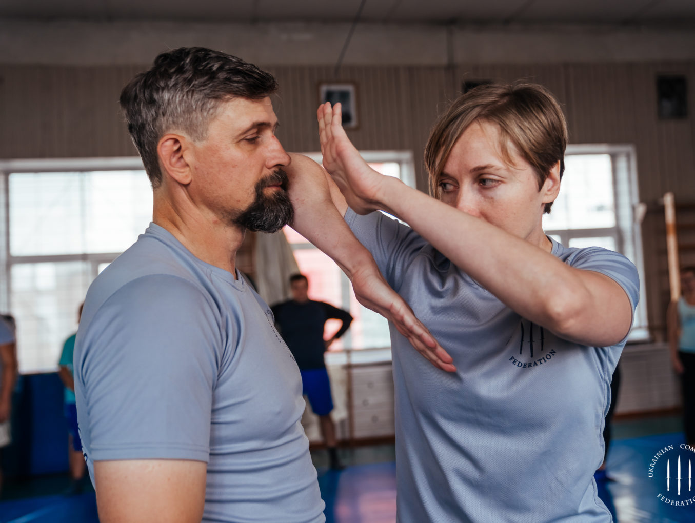 "OPEN PRACTICAL SEMINAR ""WHAT IS COMBATIVES"" HELD IN KYIV"