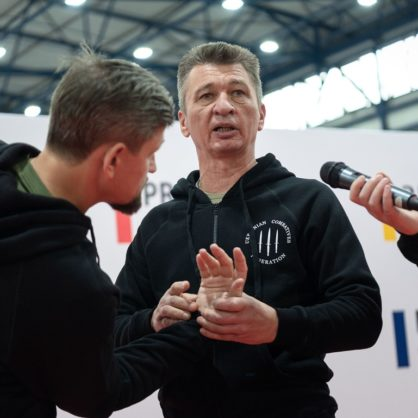 "SELF-DEFENSE WORKSHOPS WERE HELD DURING THE INTERNATIONAL EXHIBITION ""EXPERT SECURITY 2019"""