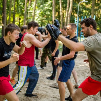 Combatives weekend is coming to Odessa at the beginning of August