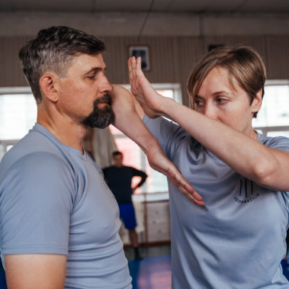 """OPEN PRACTICAL SEMINAR """"WHAT IS COMBATIVES"""" HELD IN KYIV"""