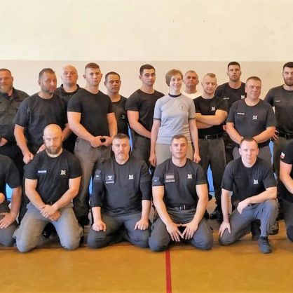"""""""Taktika Combatives"""" was presented at 19th international seminar of martial arts and force detection techniques in Poland"""